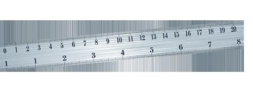 steel ruler image